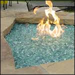 Fire Glass Pits by Fire Glass Frequently Asked Questions Woodlanddirect Com Fire