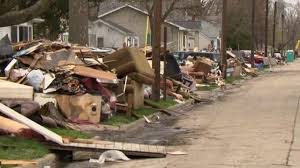 Worst Parts Of Chicago Map by Marseilles Illinois Flood Damage Among Worst In Chicago Area