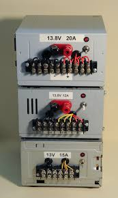 Pc Power Supply Bench Ac8gy Crystal Sets