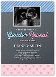 gender reveal baby shower gender reveal 5x7 neutral baby shower invitations shutterfly