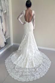 the wedding dress lace wedding dress custom made wedding dress trumpet silhouette