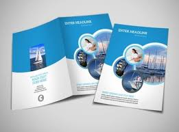 2 fold brochure template yacht tour brochure template mycreativeshop