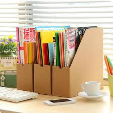 Desk Storage Organizers 5pcs Lot Desk Office Organizer Diy Storage Revisteiro Tray