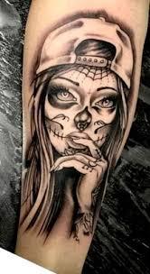 the 25 best badass tattoos ideas on pinterest death moon skull