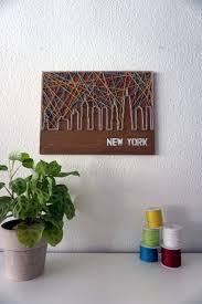 wohnzimmer new york die besten 20 skyline von new york ideen auf pinterest new york