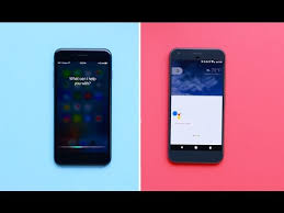 does android siri assistant vs siri which iphone voice assistant is best