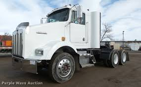 kenworth semi trucks for sale 1999 kenworth t800 semi truck item da0533 sold february