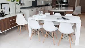 White Gloss Dining Table And Chairs Fern White Gloss Extending Dining Table Danetti Uk Elegant White