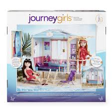 journey girls beach hut toys