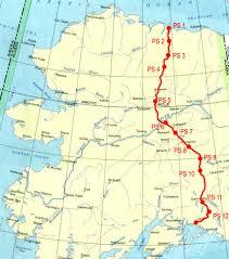 Alaska Air Flight Map by Petroleum Transportation Archives American Oil U0026 Gas Historical