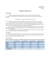 ib lab report template results and discussion lab report