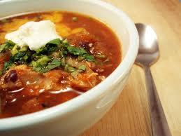 tomatillo turkey chili