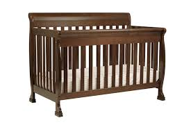 Davenport Nursery Furniture by Amazon Com Davinci Kalani 4 In 1 Convertible Crib Espresso