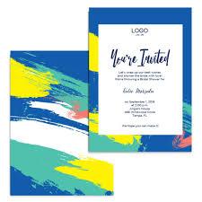 Invitation Cards Design Custom Invitations Design U0026 Printing Services For Personal