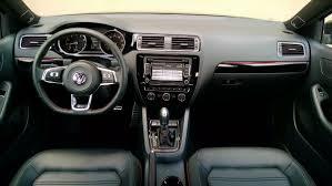 volkswagen jetta 2015 interior test drive review 2015 volkswagen jetta gli testdriven tv