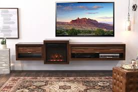 Tv Wall Furniture Wall Mounted Floating Tv Stands Woodwaves