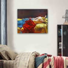 Home Decor Paintings by Online Get Cheap Modern Women Paintings Aliexpress Com Alibaba