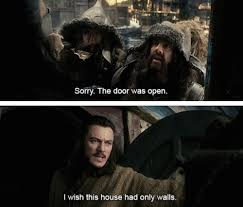 Hobbit Meme - 15 hilarious lord of the rings and parks and rec mash ups