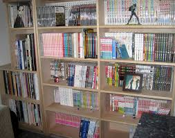 Houzz Bookcases New Bookcases The Manga Habit