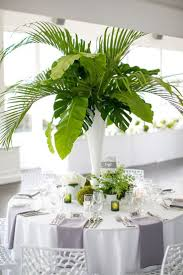 Decorative Branches For Vases Uk Palm Fronds Party Decoration Banana Leaves Centerpiece Tropical