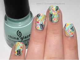 march nail artist of the month 25 sweetpea the little canvas