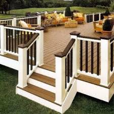 decor outdoor dining set with backyard deck ideas and wood deck