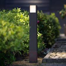 solar landscaping lights outdoor commercial outdoor bollard lighting bollard solar pathway lights