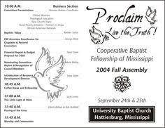 free printable church program template church program assembly