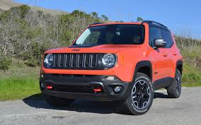 jeep red 2016 2016 jeep renegade sport 1 4l manual 4wd suv car modification