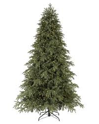 artificial trees led lights with national tree company 7