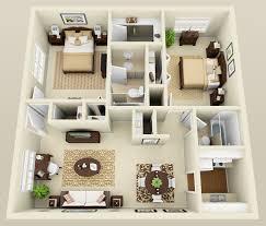 2 bedroom apartments design home design ideas