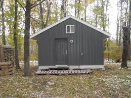 Cheap Hunting Cabin Ideas 16x16 Hunting Cabin Small Cabin Forum 1