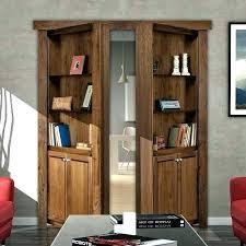 Secret Closet Doors Bookcase Door Plans Bookcase Door Plans Secret Bookcase