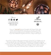 amazon com artnaturals pure morrocan argan oil 4 oz for hair