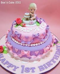 ideas for baby s birthday ideas for baby girl birthday cake creative a pink box