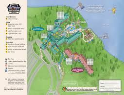 Summer Bay Resort Orlando Map by April 2017 Walt Disney World Resort Hotel Maps Photo 7 Of 33