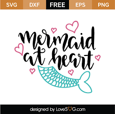 be a mermaid svg file by chameleon cuttables sillouhette cameo