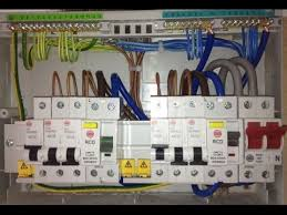 rcd wiring installation in distribution board hindi u0026 urdu video