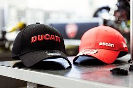 nw era ducati puts out new hats through new era autoevolution