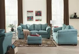 Sofa Loveseat Recliner Sets Ashley Darcy Mocha Sofa Set