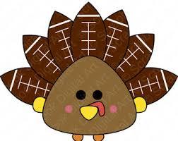 turkey football etsy