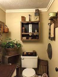 primitive country bathroom ideas my door towel holder mirror primitive bathrooms
