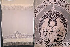 Antique Lace Curtains Lace Curtains In Black Home Design And Decor