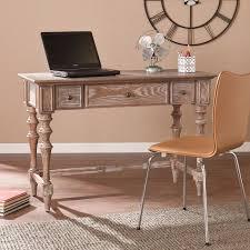 southern enterprises writing desk southern enterprises levi writing desk burnt oak walmart com