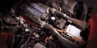 laferrari engine laferrari how variable length engine intake works