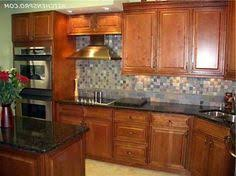 Buying Kitchen Cabinets Online by Burgundy Kitchen Cabinets With A Black Island Cabinets