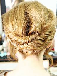 cute girl hairstyles how to french braid french fishtail braid cute girls hairstyles back view pictures new