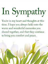 sympathy card you are in my heart sympathy card birthday greeting cards by