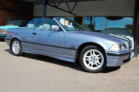 second hand bmw 3 series e36 318i convertible hardtop full