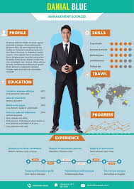 infographic resume template 12 best free infographic resume templates images on cv